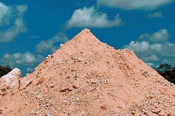 Escombro Fino
